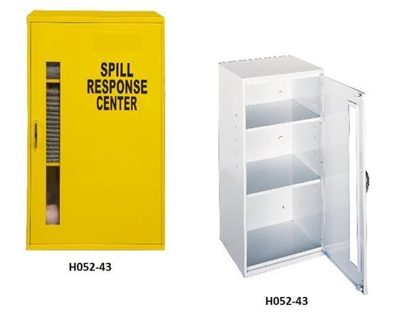 SPILL CONTROL / RESPIRATOR CABINET