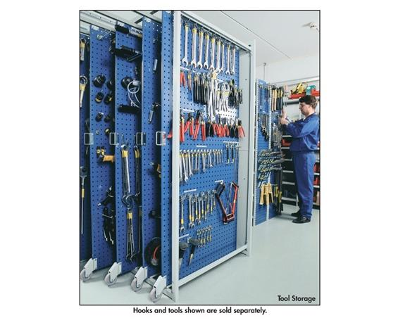 HIGH DENSITY TOOL STORAGE