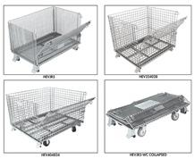CLOSED FOOT CONTAINER SERIES