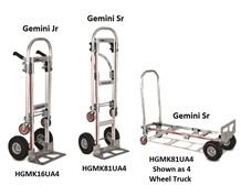 GEMINI® CONVERTIBLE HAND TRUCKS