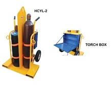WELDING CYLINDER TORCH CARTS